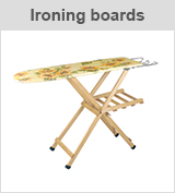 ironing boards