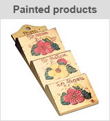 painted products