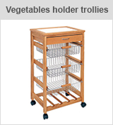 vegetables holder trollies